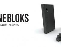 Phonebloks: un smartphone modular con piezas intercambiables