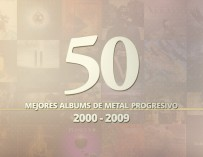 Top 50 Albums: Metal Progresivo de los 2000s