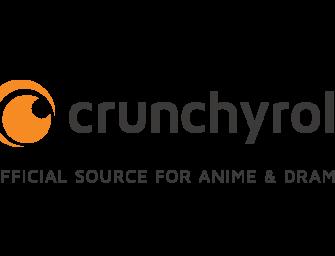 Crunchyroll – streaming anime