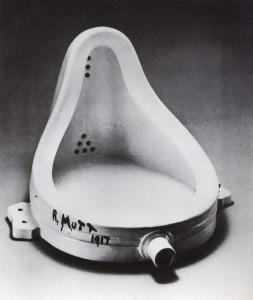 Fuente por Marcel Duchamp