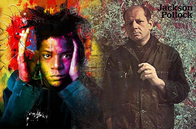 Basquiat-Pollock