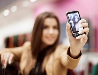 Selfies: el yo real contra el yo ideal.